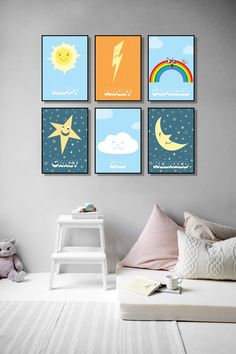 Set of 6 feelings Printables Emotions printables Printable Artwork Prints, Canvas Prints, Ups Store, Home Printers, Photo Center, Shutterfly, Nursery Prints, Finding Yourself, Gallery Wall