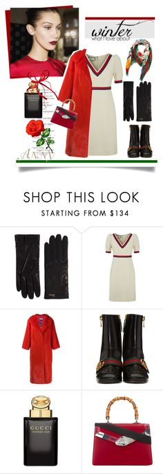 """""""January 31,2017"""" by anny951 ❤ liked on Polyvore featuring Gucci"""