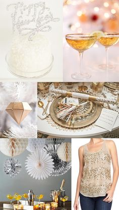 Color Trend: Silver and Gold