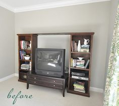 Build-in Your Billys For An Inexpensive & Custom Look — Centsational Girl