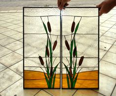 stained glass kitchen cabinet doors | CabinetGlass.com - Cabinet Glass Inserts and Stained Glass Panels
