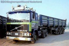 Volvo-Sattel-Kipper