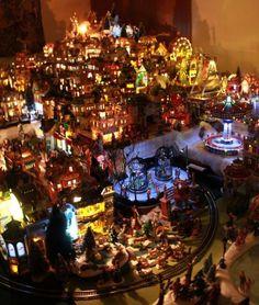 miniature christmas village displays christmas lights christmas light displays listed in sydney