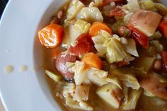 Cooking On A Budget: Cabbage And Bean Irish Stew