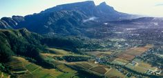 The winelands are the third most visited tourism attraction in South Africa