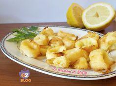 Calamari al forno come fritti | Le passioni di MAM