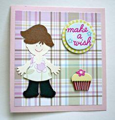 Birthday Card  Make a Wish