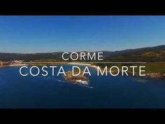 Galicia a Vista de Drone. Corme: Costa da Morte. #BebopYourWorld