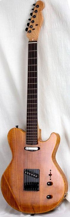 Prochazka Custom Guitars -made in Prague, Czech Republic