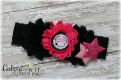 """""""Heaters are going to hate"""" Headband Just Sayin' An Auction Style Event Opens 3/3/15 at 5 PM CST Closes at 3/5/15 at 9 PM CST Purchase Here: www.facebook.com/dollhousedesigngroup"""