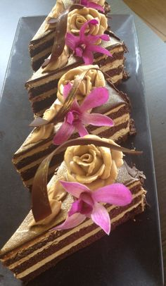 It's another sweet, sweet day here in Maui at the Fairmont Kea Lani! Our Pastry Chef's Special today is the Kona Coffee Cake, available at Caffe Ciao Deli. Make sure to save room for dessert!