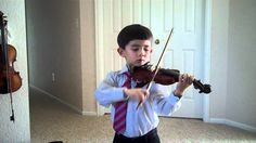 Suzuki Violin Book 1 Recital Part 2: Twinkle and Variations—See more of this young violinist #from_tequilayoung