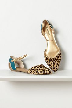 I don't typically do the leopard print thing, but for  these I would make an exception!