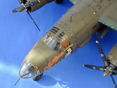 B-26B Marauder by Franck Oudin (Monogram 1/48)