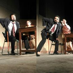 "Play ""Log Baag"" directed by sir Arvind Gaur at Amphitheater,India Habitat Centre."