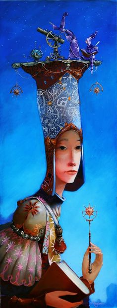 Merab Gagiladze. Fantasy. Surrealist painter. Обсуждение на LiveInternet - Российский Сервис Онлайн-Дневников