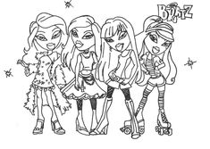 Barbie Coloring Pages | Barbie Coloring Pages Page 18 Images