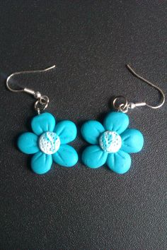 If you like these #earrings in #fimo please look at https://www.facebook.com/ChiaraCreazioniInFimo