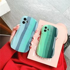 Cute Phone Case For iPhone 12 Mini X XS XR 11 Pro MAX 7 8 Plus SE 2020 Ink Painting Colorful Soft Silicone Stripe TPU Cover | Touchy Style Cute Iphone 5 Cases, Cute Cases, Iphone 5c, Iphone Phone Cases, Cartoon Rose, Cheap Iphones, Graphic Quotes, Mini, Painting