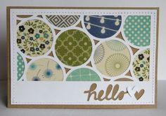 Hello There Friday!  New, Updates and Cards from Danni Reid!