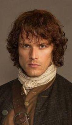 Sam as Jamie Fraser- Outlander Series