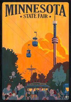 The Minnesota State Fair