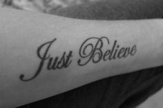 My first tattoo.  Left inner forearm.