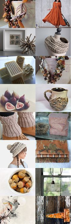 Falling Leaves by Linda Voth on Etsy--Pinned with TreasuryPin.com