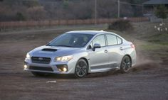 The 2015 Subaru WRX Limited puts out 268 hp with 258 lb-ft of torque. #tred