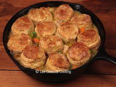 Izetta's Southern Cooking: Izetta's Chicken Stew with Biscuits