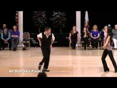 ▶ Brad Whelan and Sharon Her 1st Place All-Star Jack and Jill Capital Swing 2013 - YouTube