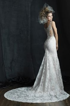 Style C381 by Allure+Couture