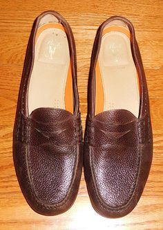 0b35017ae89 Cole Haan C13487 Penny Loafers Men s US 13 M Pinch Handsewn  fashion   clothing