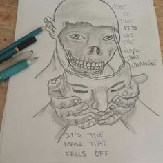 A lil drawing with great meaning