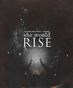 We knew it then at the end of days, and we know it know. It won't be long now, your world better be ready for her