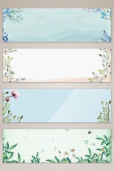 Vintage Flowers Wallpaper, Flower Background Wallpaper, Background Banner, Background Pictures, Flower Backgrounds, Background Templates, Watercolor Background, Textured Background, Background Designs