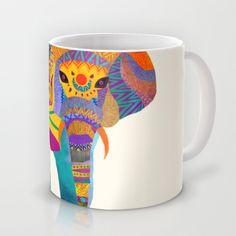 Elephant mug.