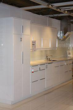 IKEA kitchen white