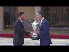 Los Reyes entregan los Premios Nacionales del Deporte 2016 - LA TELE DEPORTES