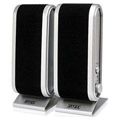 Computer multimedia speaker 2.0 INTEX IT456SB la doar 43 lei cu tva. Alimentare prin USB.