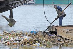 Cada día, en Costa Rica se depositan cerca de 110 toneladas de plástico en las playas y ríos del país. Costa Rica, Fish, Beaches, Countries, Ichthys