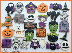 Halloween Set 2015 | Cookie Connection