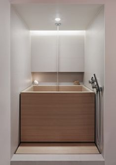 japanese tub inspiration • oriental loft warehouse building • san francisco, ca • edmonds & lee now. small space solution