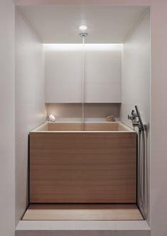 japanese tub inspiration • oriental loft warehouse building • san francisco, ca • edmonds & lee