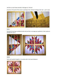 Lap Quilts, Panel Quilts, Mini Quilts, Quilting Tutorials, Quilting Projects, Quilting Designs, Quilt Block Patterns, Quilt Blocks, Southwestern Quilts