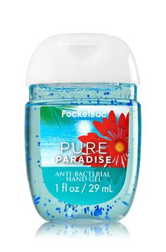 CAMILLE Bath and Body Works - Mini Antibactérien Pure Paradise Bath and Body Works 3 €