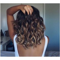 Curly Hairstyles ❤ liked on Polyvore featuring hair and beauty