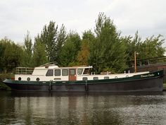 Walker Boats Dutch Barge for sale in Leeds, Yorkshire then Thames Ditton