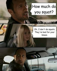 Do you squat?