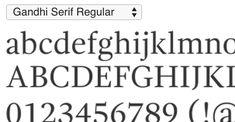 5 Favorite Free Font